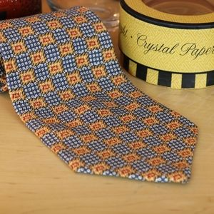 Johnathan Rogers Handmade Silk Tie